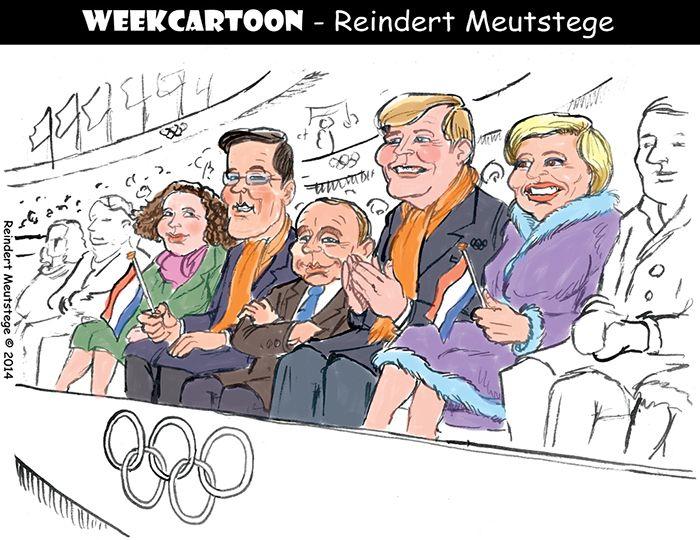 william alexander olympische spelen
