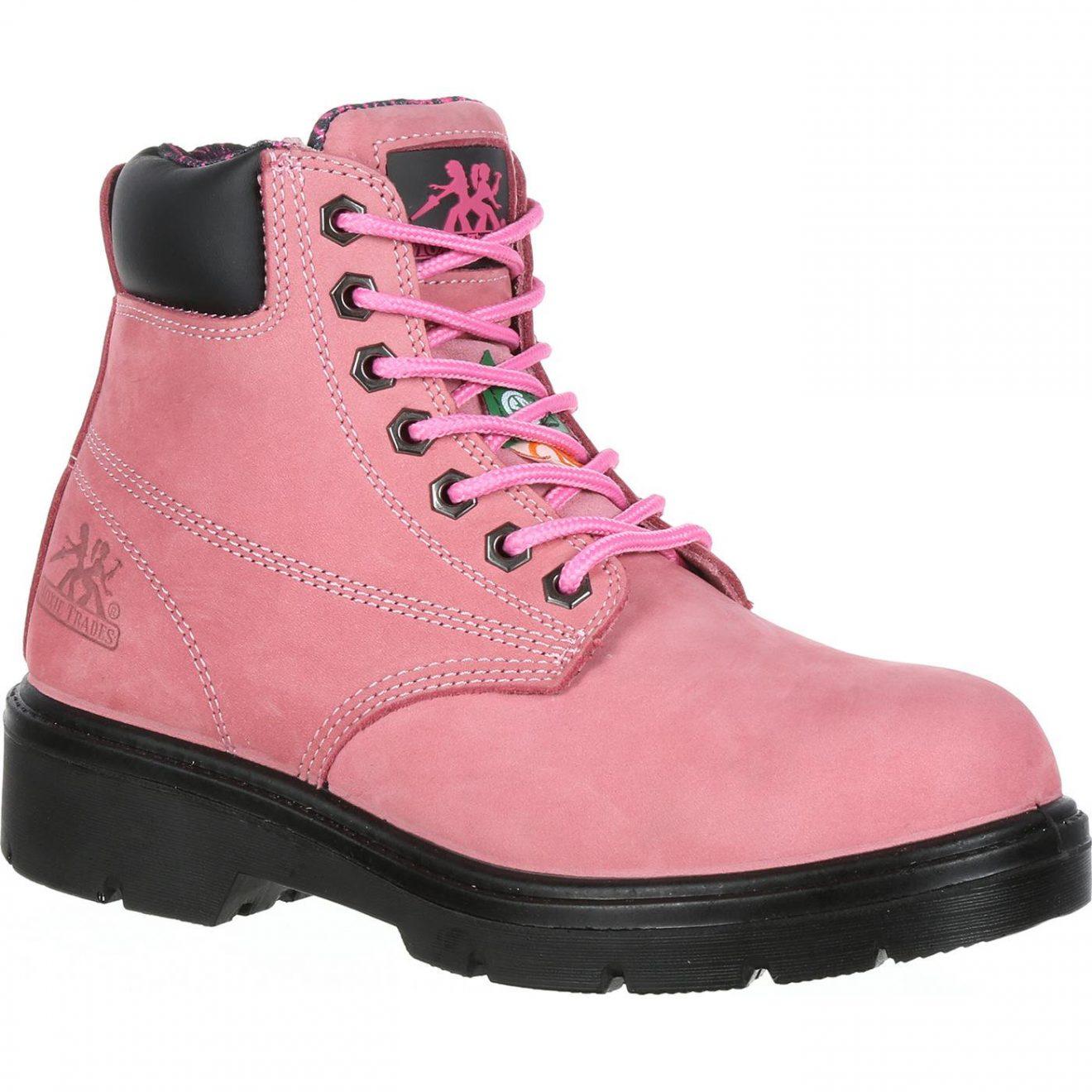 pink shoe 2